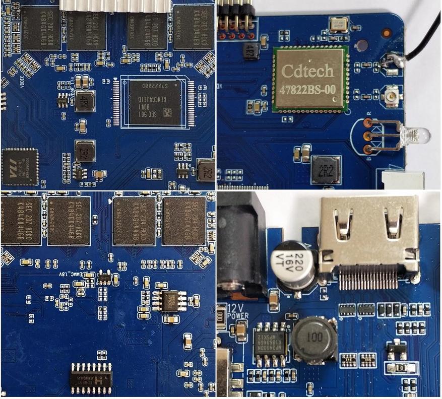 صندوق التلفزيون Magicsee N5 Plus: أملوجيك S905X3 ، خليج SSD / HDD ، MIMO 2 × 2 27