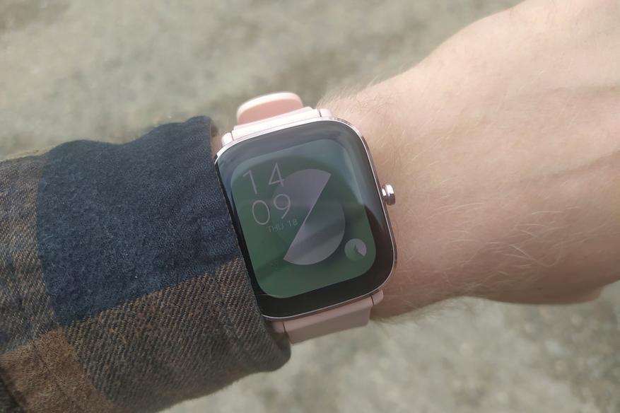 Huami представила смарт-часы Amazfit Pop с NFC и автономностью до 9 дней - 4PDA