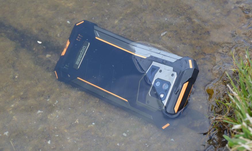 AliExpress: Мощный защищенный смартфон Doogee S88Plus