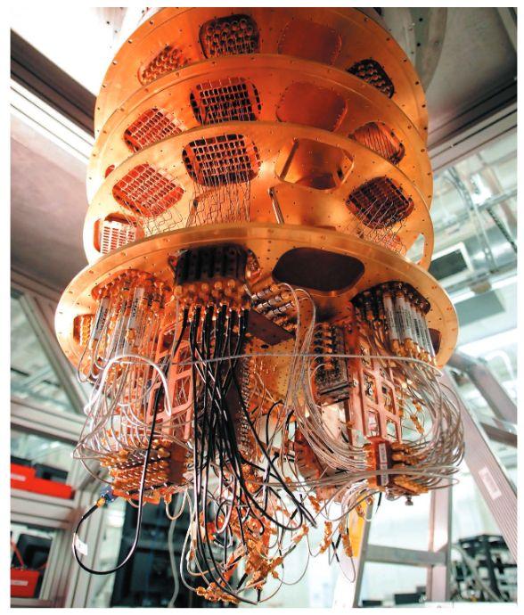 Из песочницы Вводная по квантовым компьютерам (перевод с сайта Explaining Computers)