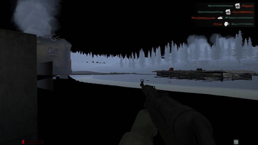 Баг с пропаданием текстур, известный ещё до релиза игры. Так и не был починен.