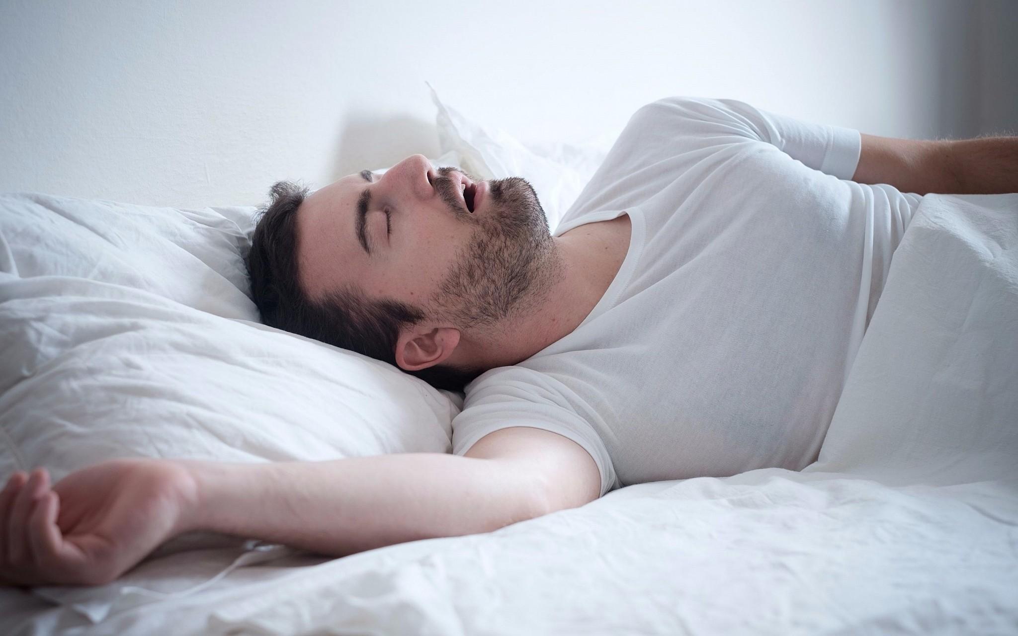 картинка мужчина во сне