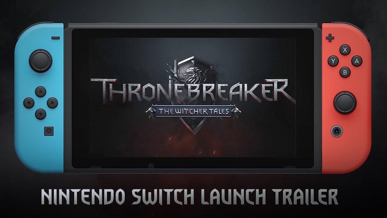 Обзор Thronebreaker: The Witcher Tales и особенности порта на Nintendo Switch / Компьютерные и мобильные игры / iXBT Live