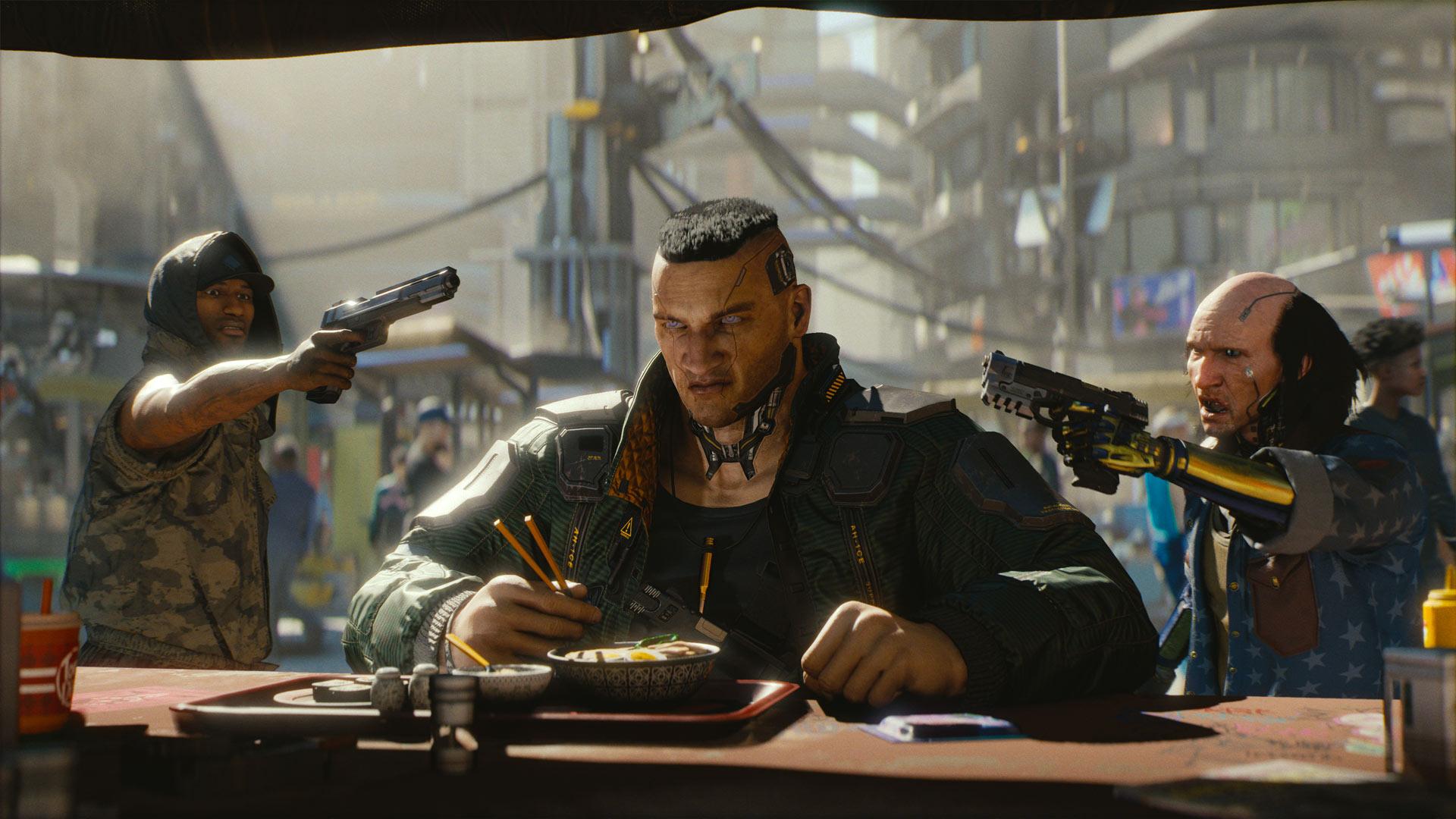 Cyberpunk 2077: «Перенести нельзя перерабатывать» / Компьютерные и мобильные игры / iXBT Live