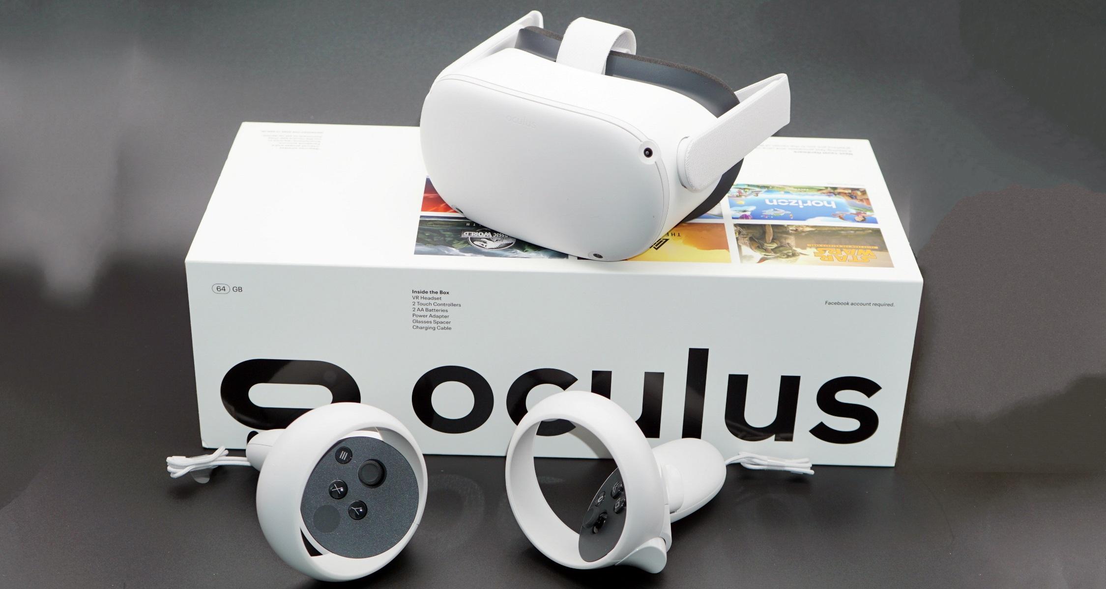 Обзор виртуальной гарнитуры Oculus Quest 2: лучшее автономное бюджетное решение для VR / Проекторы, ТВ, ТВ-боксы и приставки / iXBT Live